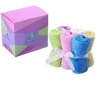 美容方巾超柔超婴幼儿宝宝小毛巾胜 30x30cm