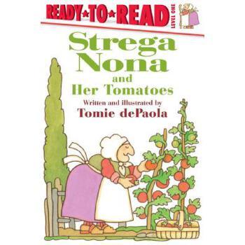 【预订】Strega Nona and Her Tomatoes 预订商品,需要1-3个月发货,非质量问题不接受退换货。