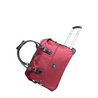 SWISSGEAR 瑞士军刀时尚经典出差旅行拉杆手提旅行包SA6933RE红色