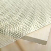 pvc发泡防滑垫 桌布茶几桌布防滑垫 防滑桌垫 防滑网布 乳白色(PVC防滑垫)