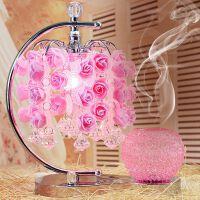 家居生活结婚用品婚房装饰浪漫韩式创意居家卧室房间布置实用礼物 粉