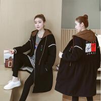 特大码女装冬季新款棉衣胖mm宽松羊羔绒外套韩版中长款200斤