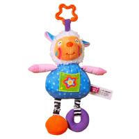 LALABABY/拉拉布玩 宝宝益智玩具 婴儿车挂件 音乐早教挂饰 宝宝床头挂件 羊咩咩