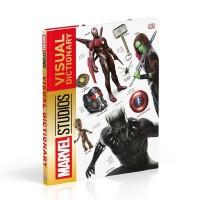DK漫威视觉图解字典 漫威工作室10周年 影视辞典 英文原版 Marvel Studios Visual Diction