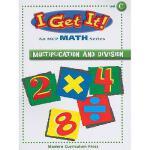 【预订】I Get It Math, Multiplication and Division, Level C, St