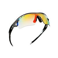 骑行眼镜偏光近视户外运动跑步沙男女款山地车自行车装备