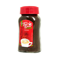 牙买加原装进口 加比蓝速溶咖啡粉 纯速溶咖啡瓶装90g