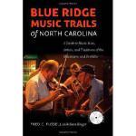 【预订】Blue Ridge Music Trails of North Carolina: A Guide to M