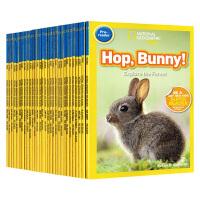 正版现货 美国国家地理儿童百科分级读物 英文版 National Geographic KIDS pre-Readers 14册读英语图书 英文原版书 进口书籍