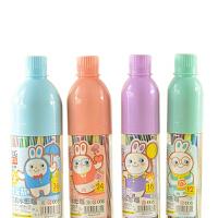可洗水彩画笔套装儿童绘画用品画画笔12色18色24色36色水彩笔