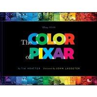 The Color of Pixar 英文原版 皮克斯的色彩 精装收藏画册