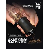 德国WMF福腾宝厨房陶瓷玻璃黑椒研磨瓶 小型胡椒家用可调节研磨器