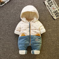 宝宝冬装新生儿棉袄婴儿棉衣套装加厚加棉初生儿冬季衣服礼
