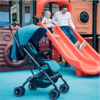 宝宝好M1高景观婴儿推车拉杆式可折叠全蓬婴儿童车 6ox