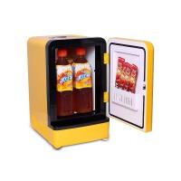 家用小冰箱车家两用制冷加热冷藏箱7L车载冰箱车载冷暖箱迷你冰箱