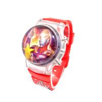 可爱卡通儿童玩具手表男孩女孩学生礼物数字防水发光闪光电子手表