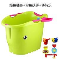 儿童浴桶宝宝浴盆可坐躺通用婴儿沐游泳大号泡澡桶