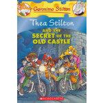 Thea Stilton #10: Thea Stilton And The Secret Of The Old Ca