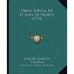 【预订】Obras Sueltas de D. Juan de Yriarte (1774)