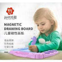 儿童画画写字板磁性画板宝宝涂鸦幼儿园小黑板1-2-3岁玩具家用幼儿彩色超大涂鸦板礼物