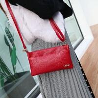 女士包包2018韩版新款女包手拿包简约时尚单肩包斜挎包两用百搭潮
