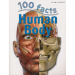 100 Facts Human Body 关于人类身体的100个事实 儿童百科 原版
