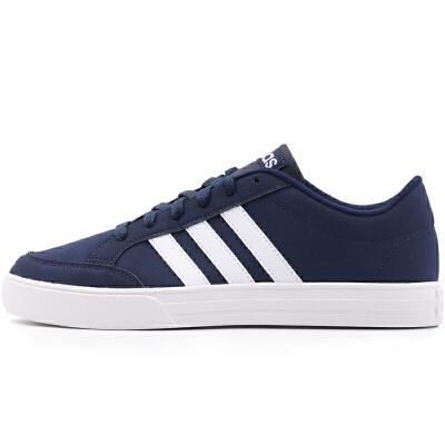 阿迪达斯Adidas BB9673网球鞋男鞋 低帮板鞋帆布鞋运动休闲鞋 防滑 耐磨 轻便