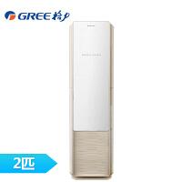 格力 锐逸变频KFR-50LW/(50585)FNCa-A2 2匹立柜式家用冷暖空调