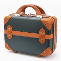 14寸化妆箱包 短途小型旅行箱 手提迷你行李箱子女士收纳