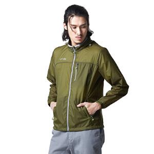 AIRTEX亚特防晒抗紫外线登山旅行户外男式皮肤风衣