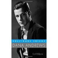 【预订】Hollywood Enigma: Dana Andrews