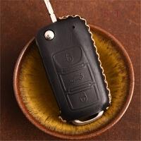 大众钥匙包 新速腾 途观 朗逸 帕萨特 宝来专用钥匙套改装壳