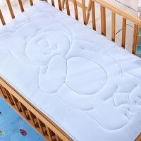 新生儿宝宝床垫冬夏两用儿童加厚床垫被婴儿床垫幼儿园午睡褥子