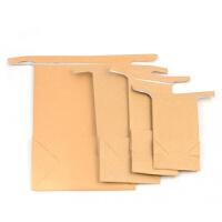 环保牛皮纸铝箔袋铁丝自封袋茶叶包装袋散茶锡纸袋