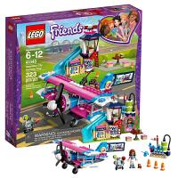 当当自营 乐高LEGO好朋友Friends系列41343心湖城飞机旅行