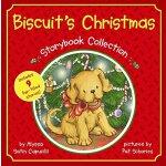 小饼干圣诞节故事合集(含9个故事,精装)Biscuit's Christmas Storybook Collectio