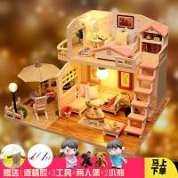 儿童手工制作材料包diy创意学生女孩亲子幼儿园礼品玩具立体益智