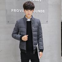 棉衣男士冬季外套冬季新款加厚棉袄韩版修身潮流装