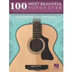 【预订】100 Most Beautiful Songs Ever for Fingerpicking Guitar
