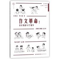作文革命--你应知的12个细节/管建刚名师工作室丛书/梦山书系