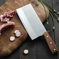 切菜刀厨房家用锋利切肉刀厨师刀专用菜刀切片刀锰钢不锈钢刀具