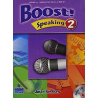 英文原版 Boost-Speaking 2 (课本+CD)