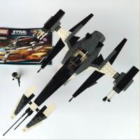 兼容乐高星球大战战机 飞机军事模型拼装积木益智拼插男孩