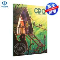 英文原版 Character Design Quarterly 角色设计季刊第14期艺术书 设计参考指南画册 3dtot