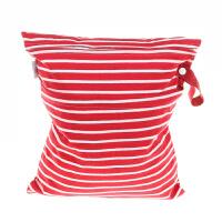 婴儿尿布尿片收纳包妈咪包双拉链水可折叠便携收纳袋