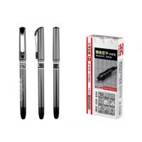 天卓3063个性笔 子弹头 商务签字中性笔 学生/办公写字水笔 0.5mm黑色