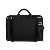 公文包14寸电脑包单肩手提包男士