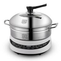 家用电热锅分体锅蒸汽锅海鲜蒸汽锅电蒸锅电火锅炖锅