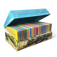 英文原版正版绘本 Thomas the Tank Engine 托马斯和他的朋友们系列故事 26本盒装 3-6岁儿童英