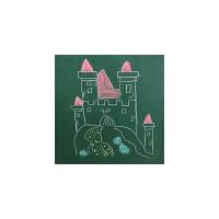 20180523201948985无尘粉笔水溶性带笔套可擦环保彩色12支学校画画涂鸦笔